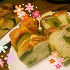 サツマイモのもっちりパン