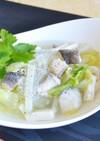 タラと白菜の中華風スープ煮♪