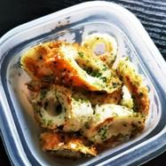 お弁当やおつまみに♪ちくわの海苔塩チーズ