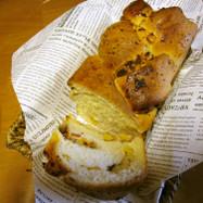 ベーコン×オニオンのパン(HB)