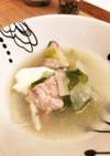 風邪に効く!簡単!おいしい生姜スープ
