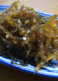 生姜の佃煮 〜ご飯のお供やお酒のあてに〜