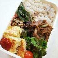 お弁当(1/16)作りおき!味噌豚弁当