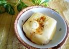 レンジでとろ~りチーズと黒胡椒の温やっこ