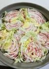 大量消費☆白菜のミルフィーユ大根おろし鍋