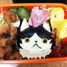 妖怪ウォッチ☆猫又☆キャラ弁