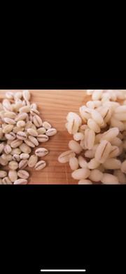浜内千波さん流★臭みなし!もち麦の茹で方の写真
