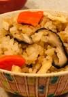 ツナ缶まるごと炊き込みご飯