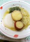 ●さつま芋とかぶとキャベツの煮物●