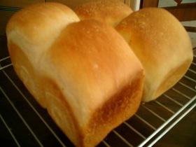 美味しい☆ホシノ天然酵母食パン☆