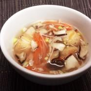 [弁当用]中華風野菜スープ