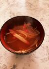 トマトジュースで作る簡単スープ