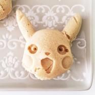 米粉とピーナッツバターのマフィン