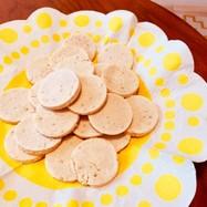 ✩おからと米粉のクッキー✩ゴマ・針生姜