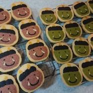 アイスボックスクッキー~節分~