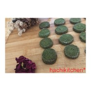 Ice box cookie(Green