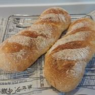ホームベーカリーで!フランスパン