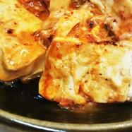 豆腐キムチーズ