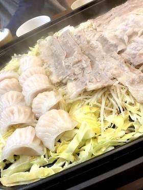簡単!美味しい!野菜たっぷり鉄板焼き