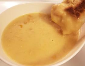 ◆とろとろコーンスープとHMナン◆