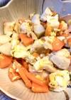 【離乳食にも】お肉と里芋とにんじんの甘煮