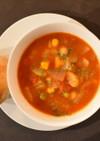 モロッカン・ひよこ豆のスープ