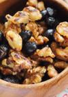 栄養満点☆黒豆&胡桃のおつまみ