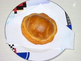市販パンとHCMで簡単♡懐かしの帽子パン