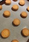 簡単☆大量生産☆サクサク塩バニラクッキー