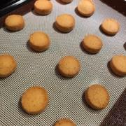 簡単☆大量生産☆サクサク塩バニラクッキーの写真