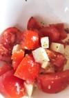 超簡単!美味すぎ♡カプレーゼ風サラダ