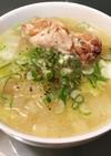 圧力鍋で簡単サムゲタン風スープ