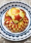 お弁当に重宝!変色しないりんごの飾り切り