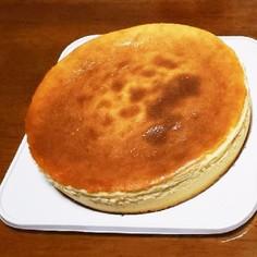 霊がれ秘密のチーズケーキ(ベイクド)