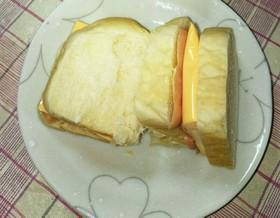 ☆ちぎりパンでミニサンドイッチ☆