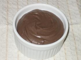 チョコレートムース♪