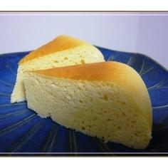 糖質極少★炊飯器でチーズケーキ