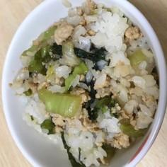 広島菜ごはん