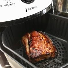 ノンフライヤーで簡単!美味しい焼き豚