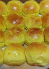 もっちりかぼちゃパン(HB使用ご飯入り)