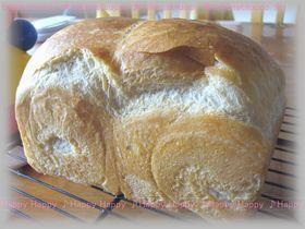 低温長時間発酵!ふわふわ食パン!