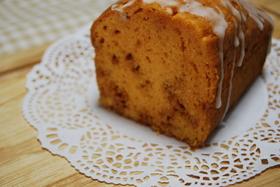 キャラメルチョコチップケーキ