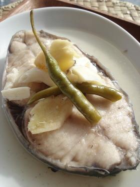 セブ料理■ 魚のお酢煮 ■イノンオナン