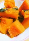 ほくほく!簡単かぼちゃの煮物