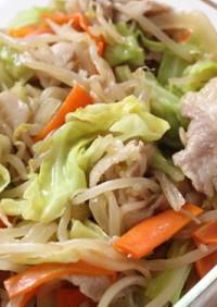 ほっともっと風★肉野菜炒め