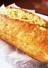 HMで作る簡単バナナパウンドケーキ
