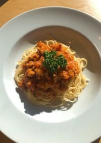 洋食屋さんの味♡ミートソーススパゲティー