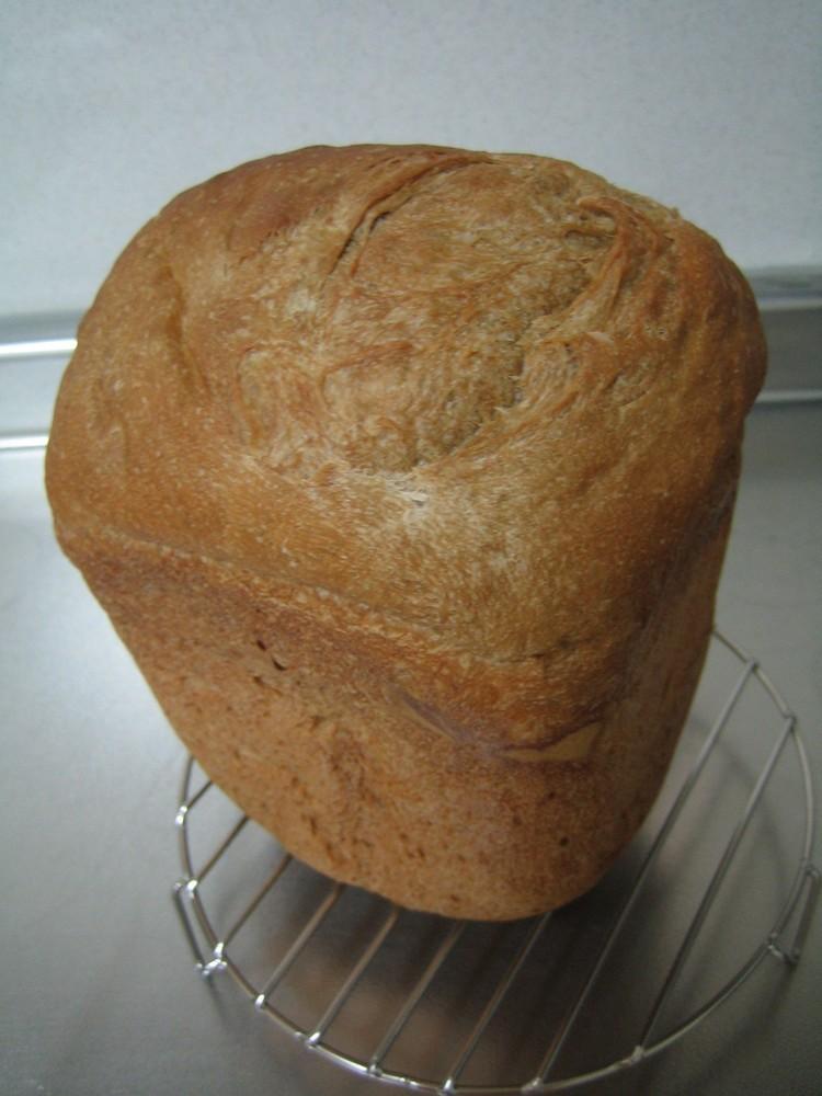 HBで☆カフェオーレ食パン♪