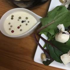 豆乳ヨーグルトシーザードレッシング