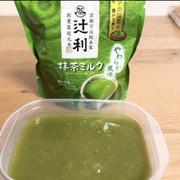 糖質オフわらび餅(抹茶パウダーで糖質0)の写真
